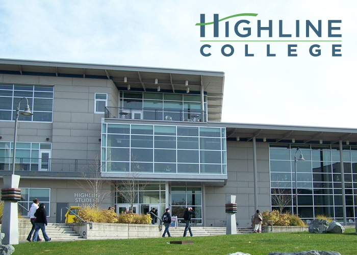 Highline College, Seattle